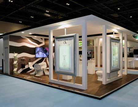 Why should businesses opt for exhibition stands