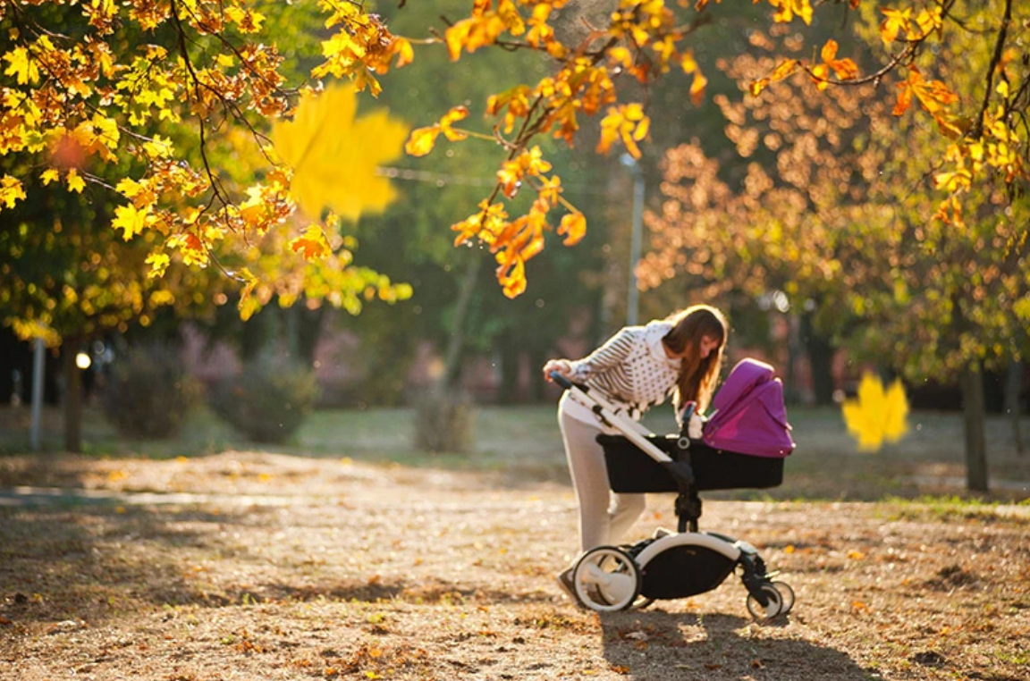 The importance of strollers